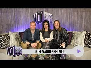 Kiff VandenHeuvel - Master Celebrity Voice Impersonator & Actor