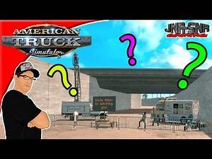 American Truck Simulator Easter Egg Hunt #18 Phoenix Sewers