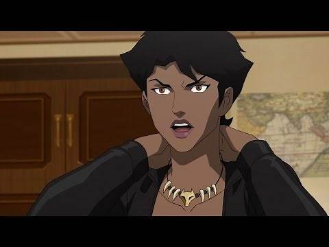 Vixen - Comic-Con 2015 Trailer (Official)