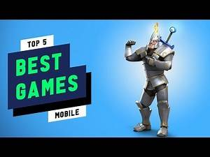 Top 5 Best Games 2019 (Android & iOS) Good Graphics