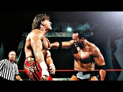 The Rock vs Eddie Guerrero Raw 7/22/02