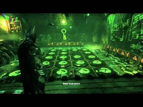 Batman Arkham Knight Riddlers Final Exam Guide (Riddletorium #4)
