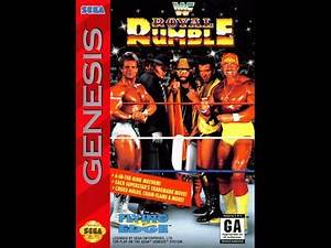 WWF Royal Rumble (Sega Genesis) - I.R.S.