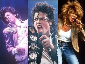 Top 30 Greatest Singers Of All Time | Time For Music