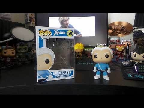 Quicksilver Funko PoP! Review