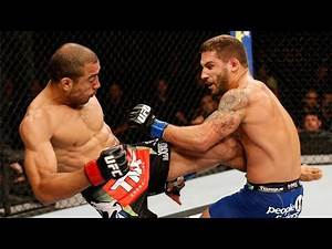 Free Fight: Jose Aldo vs Chad Mendes 2 | UFC 179, 2014