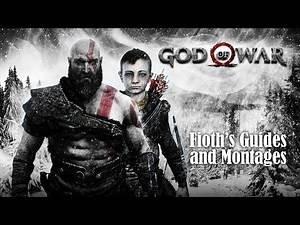 God of War - Ultimate Damage & Defense Build (End-game, Read Description)