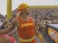 Hulk Hogan Vs Yokozuna WM9