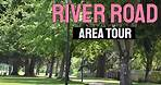Living in Eugene, Oregon: River Road Area Tour