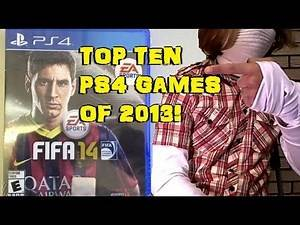 Top 10 PS4 Games Of 2013 (Highest Rated & User Scores)