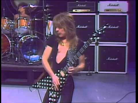 "OZZY OSBOURNE - ""Mr. Crowley"" 1981 (Live Video)"