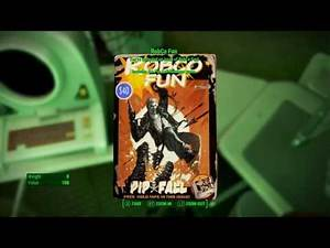 Fallout 4 Magazines Locations 08 Total Hack, Robco Fun, Hot Rodder