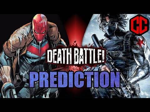 Winter Soldier vs Red Hood | DEATHBATTLE PREDICTION