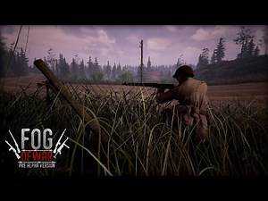 NEW CINEMATIC SHOOTER GAME ABOUT WORLD WAR 2 ! Fog of War