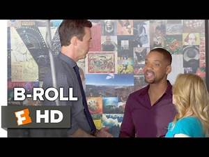 Collateral Beauty B-ROLL 2 (2016) - Will Smith Movie