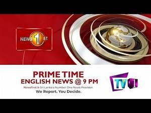 News 1st: Prime Time English News - 9 PM | (19-07-2020)