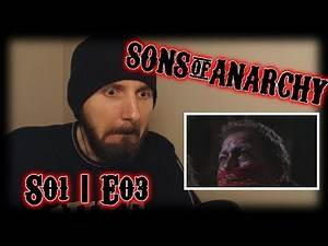 REACTION ► Sons Of Anarchy ► 1x03 - Fun Town