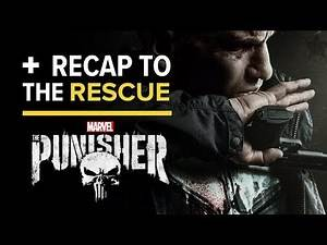 Marvel's The Punisher Season 2 - Recap to the Rescue [SPOILERS]