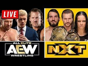 🔴 AEW Dynamite Live Stream & WWE NXT Live Stream January 8th 2020 - Full Show live reaction