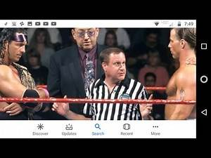 Shawn Michaels vs. Bret Hart 1 hour Iron Man match highlights