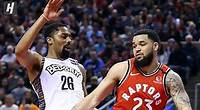 Brooklyn Nets vs Toronto Raptors - Full Game Highlights | February 8, 2020 | 2019-20 NBA Season