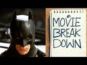 Story Structure Analysis - Batman Begins - MBD