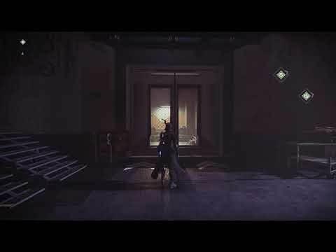 Secret Pathway in Zavala's Office to the Vault Location - Enter the Vault [Destiny 2]