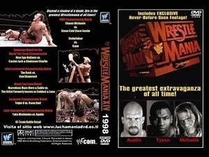 WWE (WWF) Wrestlemania 14 Review || Stone Cold Steve Austin vs. Shawn Michaels / w Iron Mike Tyson!
