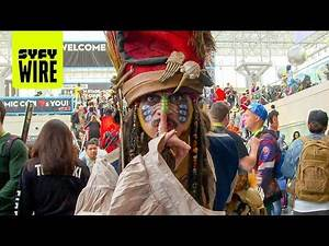 New York Comic Con 2019 Best Cosplay   NYCC 2019   SYFY WIRE