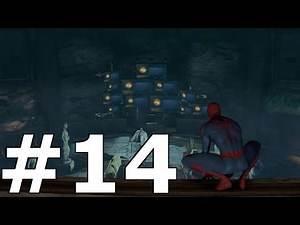 The Amazing Spider Man 2 Video Game - Walkthrough Part 14