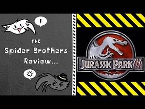 Spider Brothers Review JURASSIC PARK 3 - Hazbin Hotel Angel & Arackniss Movie Review Dub