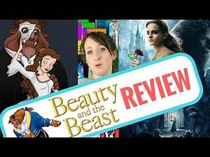 Beauty and The Beast Disney Live Aaction 2017 Review