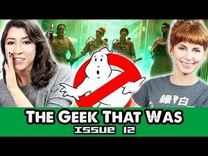 Ghostbusters Reboot Breaks The Internet!!! - TGTW ISSUE #12