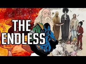 The Endless (DC's Strongest Characters)