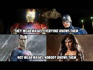 Top Marvel Vs DC Memes That Will Make You Laugh So Hard 😂
