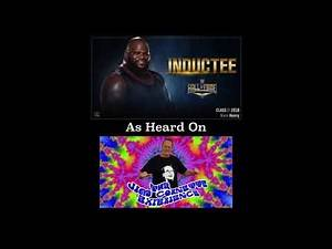 Jim Cornette on Mark Henry Being Inducted Into The WWE Hall Of Fame