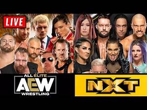 🔴 AEW Dynamite Live Stream & WWE NXT Live Stream September 16th 2020 - Watch Along Reactions