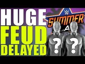 WWE REVIVING WCW!? HUGE SUMMERSLAM FEUD DELAYED! TOP STAR LEAVING WWE? Wrestling News