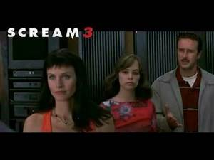 Scream 3 (2000) - You re Obsessed With Her, and You re Obsessed With Her Daughter | Movie CLIP