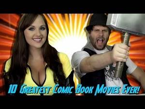 Top 10 Comic Book Movies of All Time | Screen Team Says #7