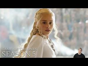 Game of Thrones Season 5 Episode 9 - The Dance of Dragons - Video Review