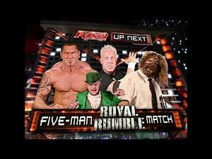 Bryan & Vinny Review Raw January 14 2008