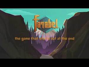 Farabel 1.2 [Official Trailer] - A turn-based strategy game that starts out at the end