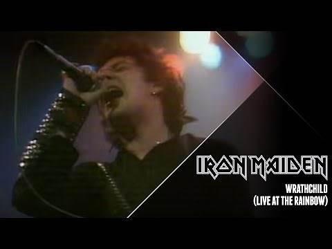 Iron Maiden - Wrathchild (Live At The Rainbow)