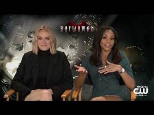 The CW's 'Batwoman' stars Rachel Skarsten and Meagan Tandy share their excitement about the show