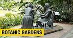 Exploring Singapore Botanic Gardens