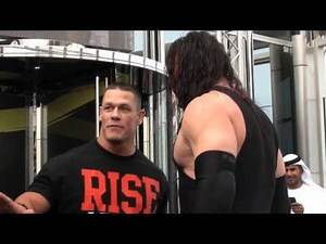 WWE showdown at Burj Khalifa