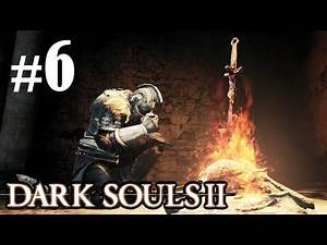 DARK SOULS 2 Walkthrough - Part 6 Heide's Tower Of FLame BOSS Dragonrider PS3 HD