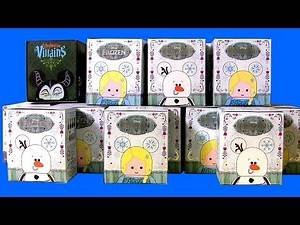 20 Disney FROZEN VINYLMATION SURPRISE BOXES Mystery Minis Villains Wikkeez Fashems