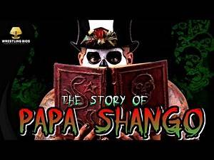 The Story of Papa Shango in WWF